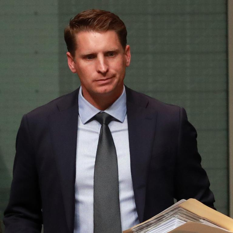 Committee chair Andrew Hastie. Picture Gary Ramage