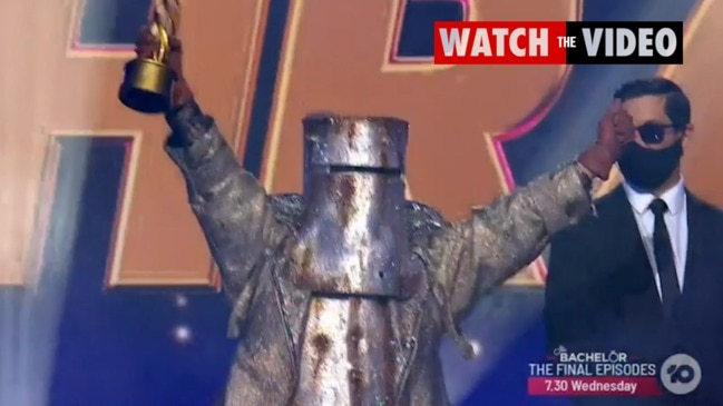 Bushranger wins The Masked Singer for 2020