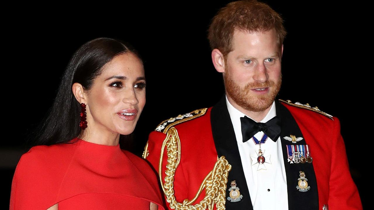 Meghan and Harry's move to LA was set to be a bright new beginning for the couple. Picture: Simon Dawson/AFP