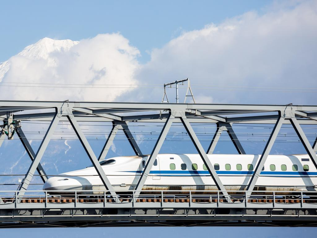While high-speed trains work well in many countries, it may not be as easily implemented in Australia. Picture: Istock