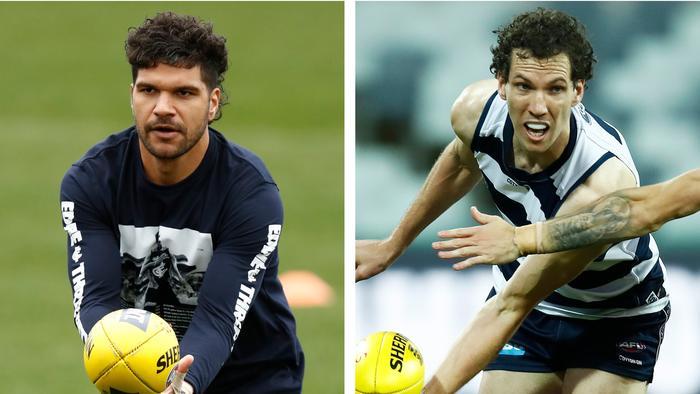 AFL trade whispers: Sam Petrevski-Seton and Darcy Fort.