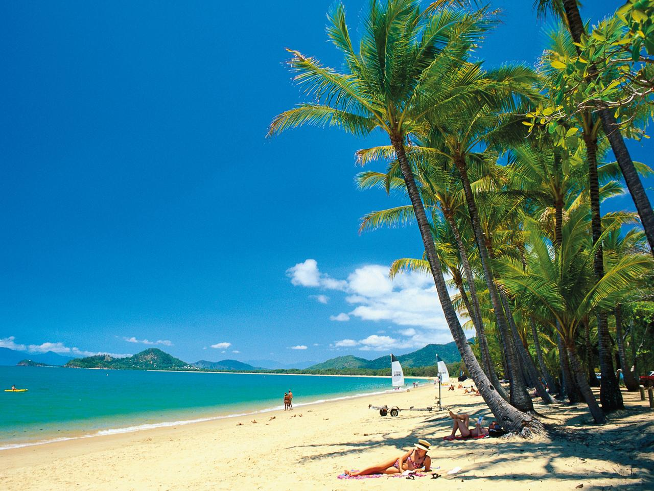 Supplied Editorial SA Weekend travel deals Palm Cove, Cairns. Picture Supplied