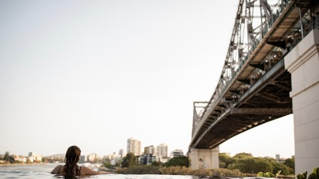 It's bridgetastic With the graceful Story Bridge gets the bulk of the coverage and Instas, Brisbane is in fact home to 15 bridges.