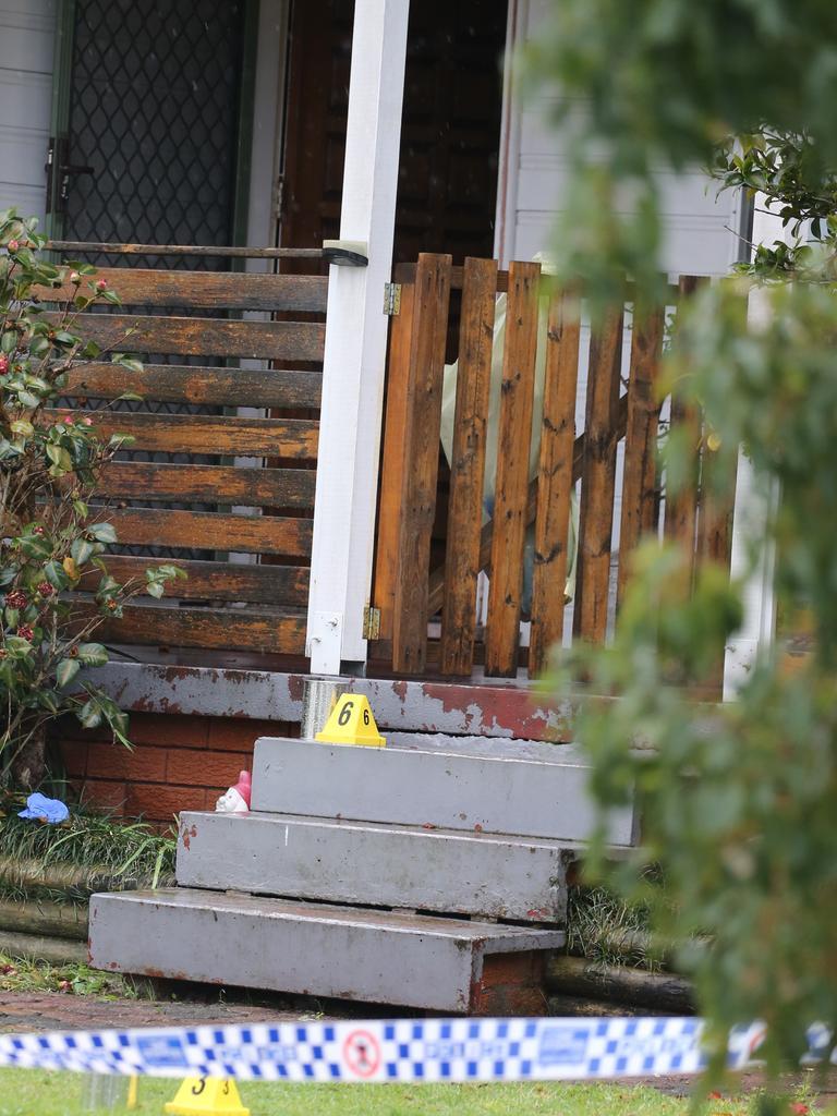 A manhunt has begun for a suspected killer. Picture John Grainger