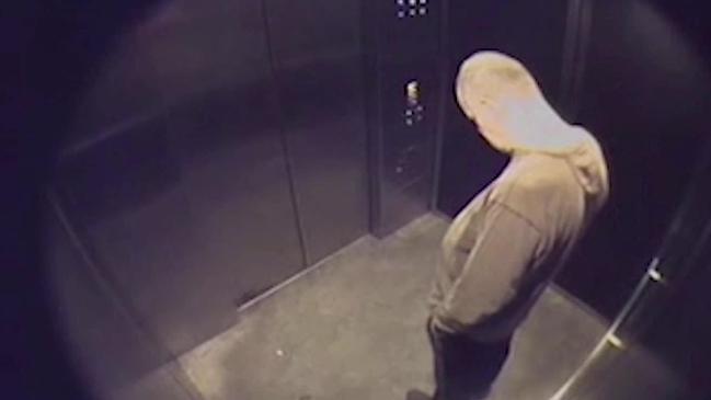 Frightening footage of Vegas shooter's final days