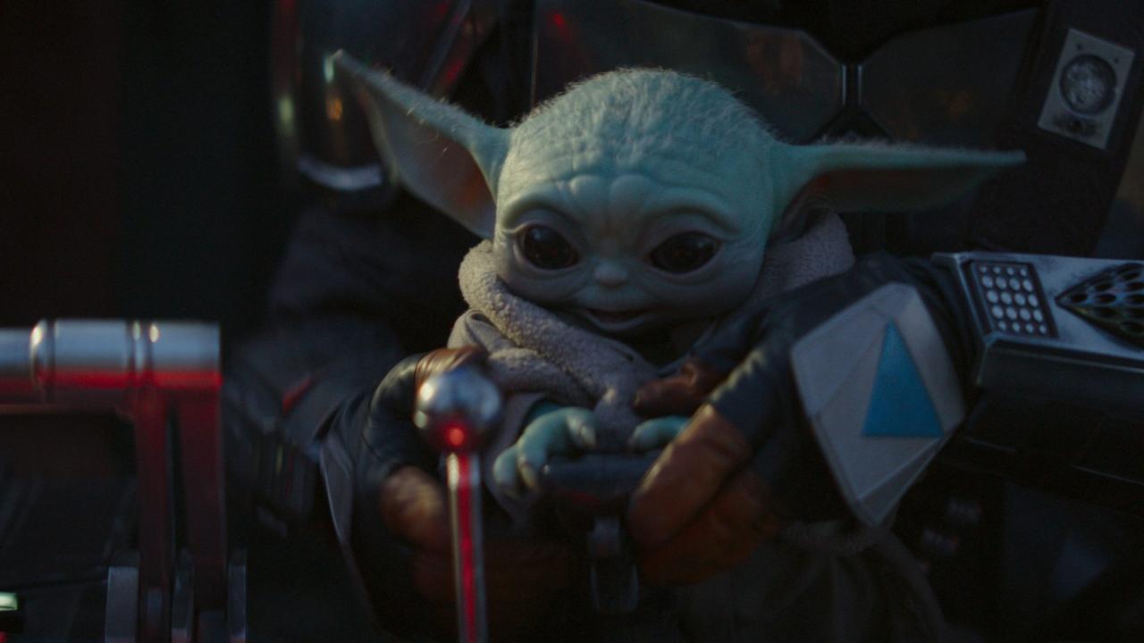 More of Baby Yoda, always.