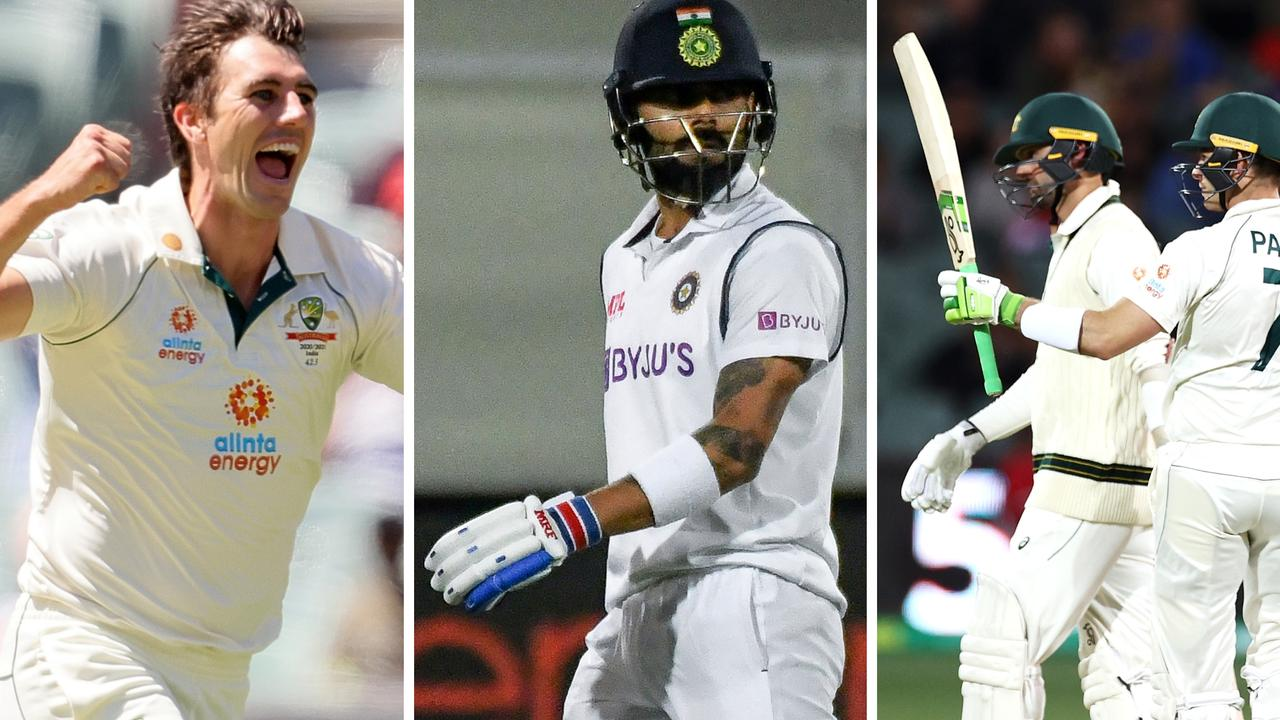 Here are five things we learned from the First Test.