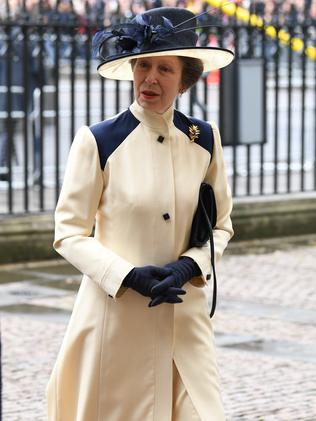 Members of The Royal Family attend the Commonwealth Day service at Westminster Abbey. Picture: James Whatling/MEGA