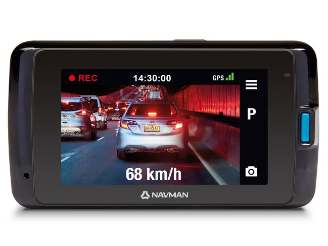 MIVUE760 ULTRA, $269 FROM NAVMAN Dads will love this dashcam that promises crystal clear recording, even in low light. Rest easy on any road trip with GPS tagged video as well as sensors that can give accurate detail about accidents. You can also instantly upload and share footage via Wi-Fi to a smartphone.