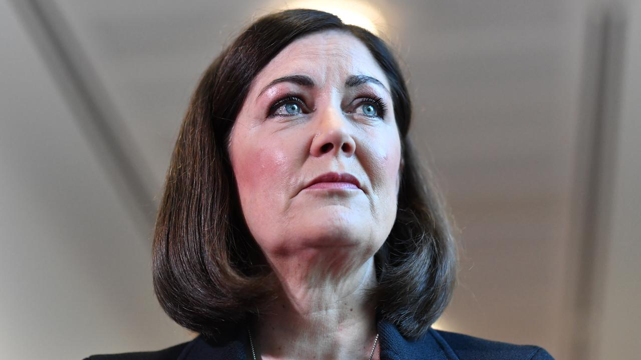 Liberal Senator Sarah Henderson wants Andrew Laming gone now. Picture: Getty Images