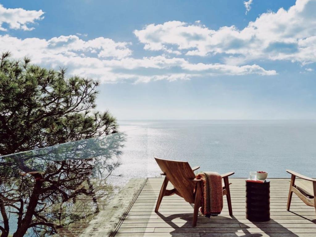 Sa Calma, part of the gated Vista Alegre complex where Meghan and Harry stayed in Ibiza. Picture: vistaalegreibiza.com