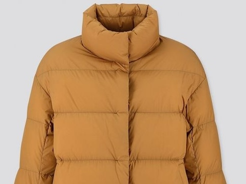 ULTRA LIGHT DOWN COCOON JACKET, $109.90 FROM UNIQLO This newly released puffer is a no-brainer for anyone who has a trip to the northern hemisphere on the horizon. It has a water-repellent coating, a carry pouch, and a longer length and drawstring hem can only be good news in sub-zero temps.