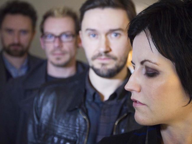 The Cranberries had reformed and were about to go on tour again.