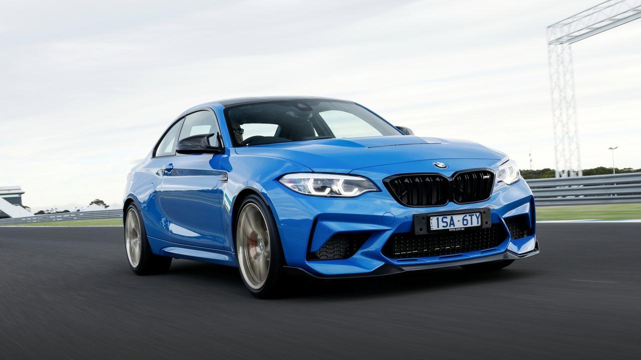 The BMW M2 CS costs $139,900.