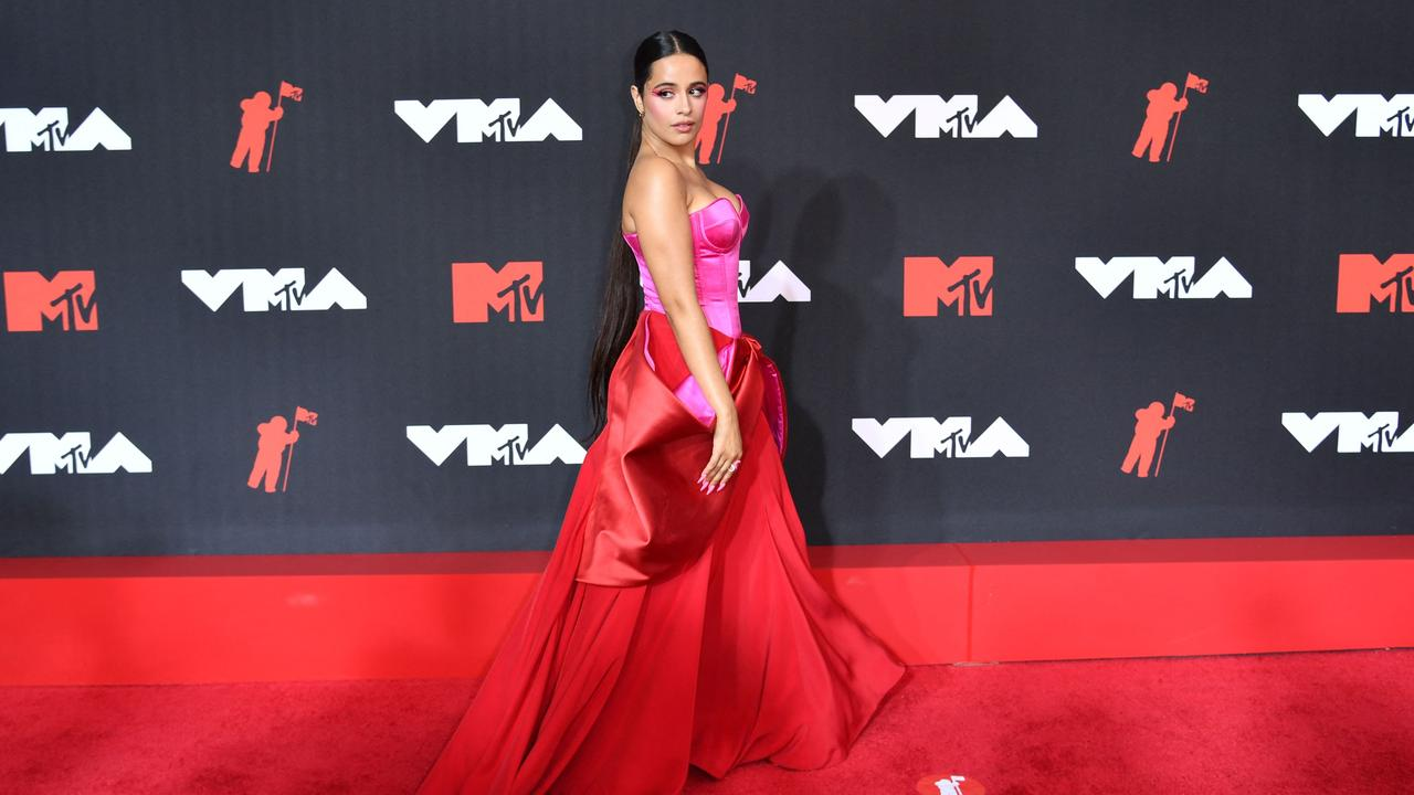Camila Cabello. Picture: Angela Weiss/AFP
