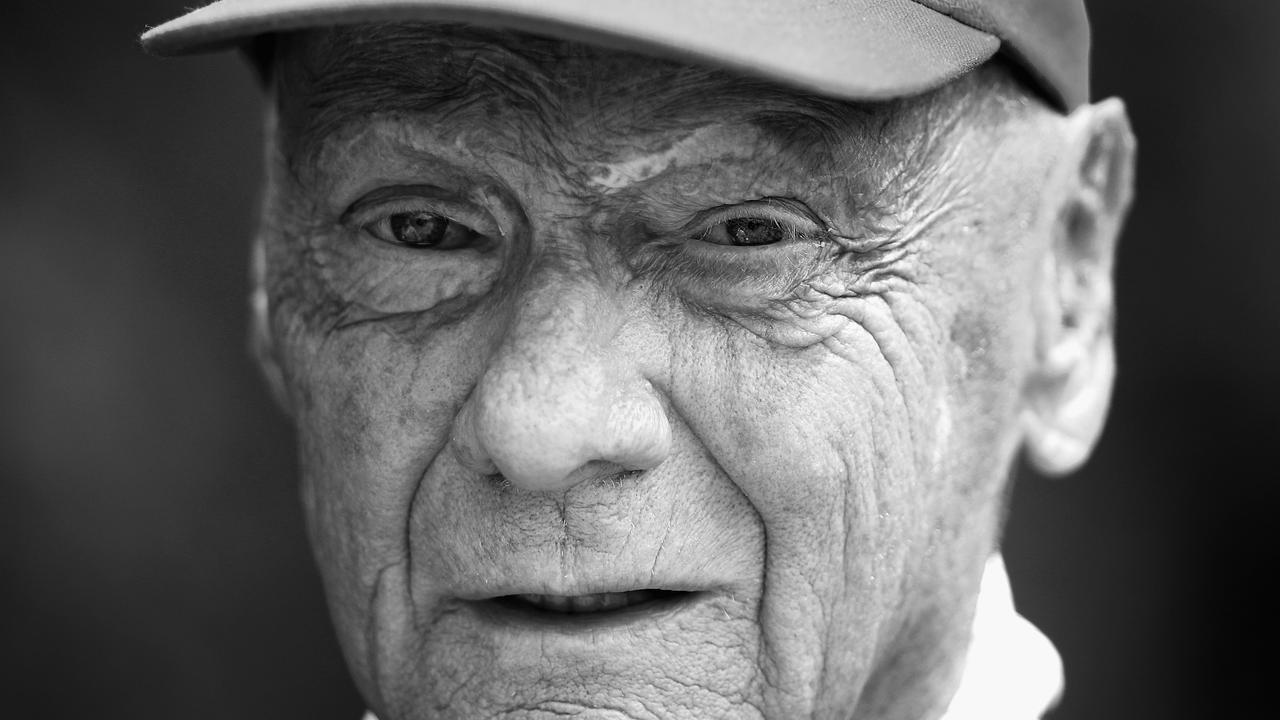 F1 drivers are paying tribute to Niki Lauda, who died aged 70.