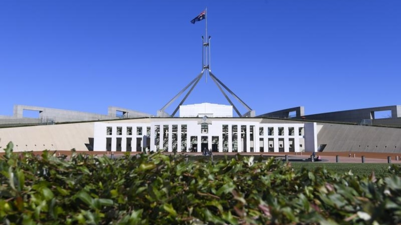 Access restricted to Parliament House