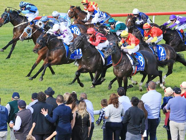 """Arguably """"the horse capital of Australia"""", Scone again turned it on during its annual two-day carnival. Picture: Jenny Evans"""