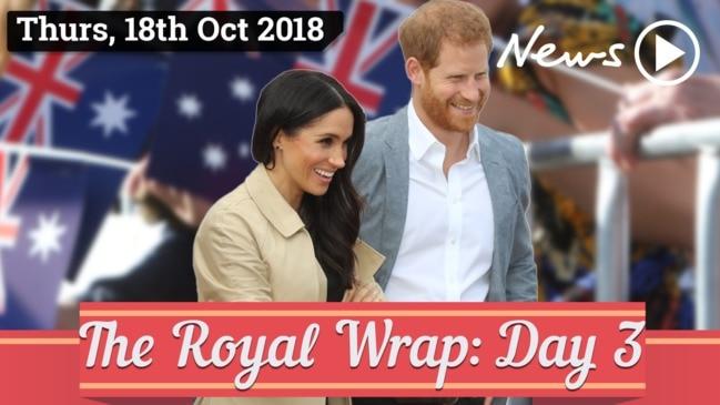 Royal Tour Wrap: Day Three