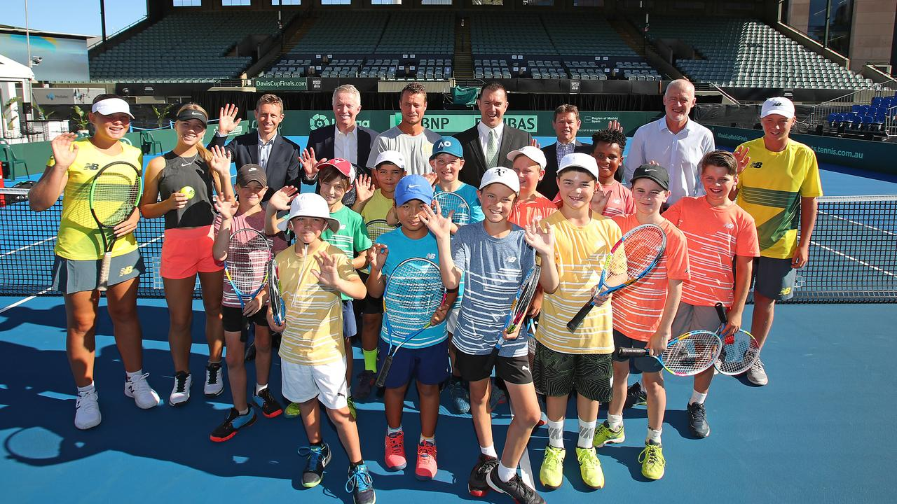 Adelaide will host a combined WTA and ATP event from 2020. (Photo by Scott Barbour/Getty Images)
