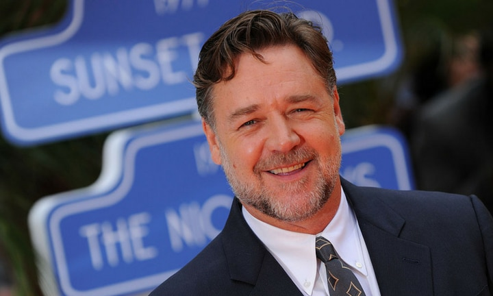 Russell Crowe's co-parenting dilemma is so relatable