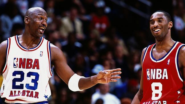 newest efaf1 2380f NBA 2019: Michael Jordan trash talk behind Kobe Bryant explosion