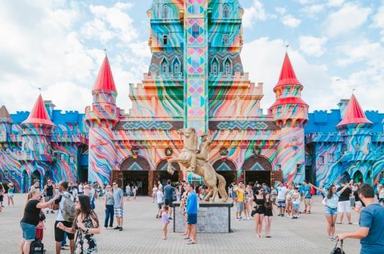 7 Amazing theme parks