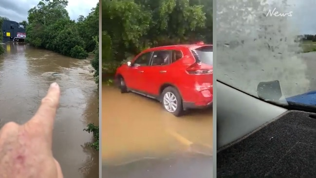 Devastating floods hit Queensland