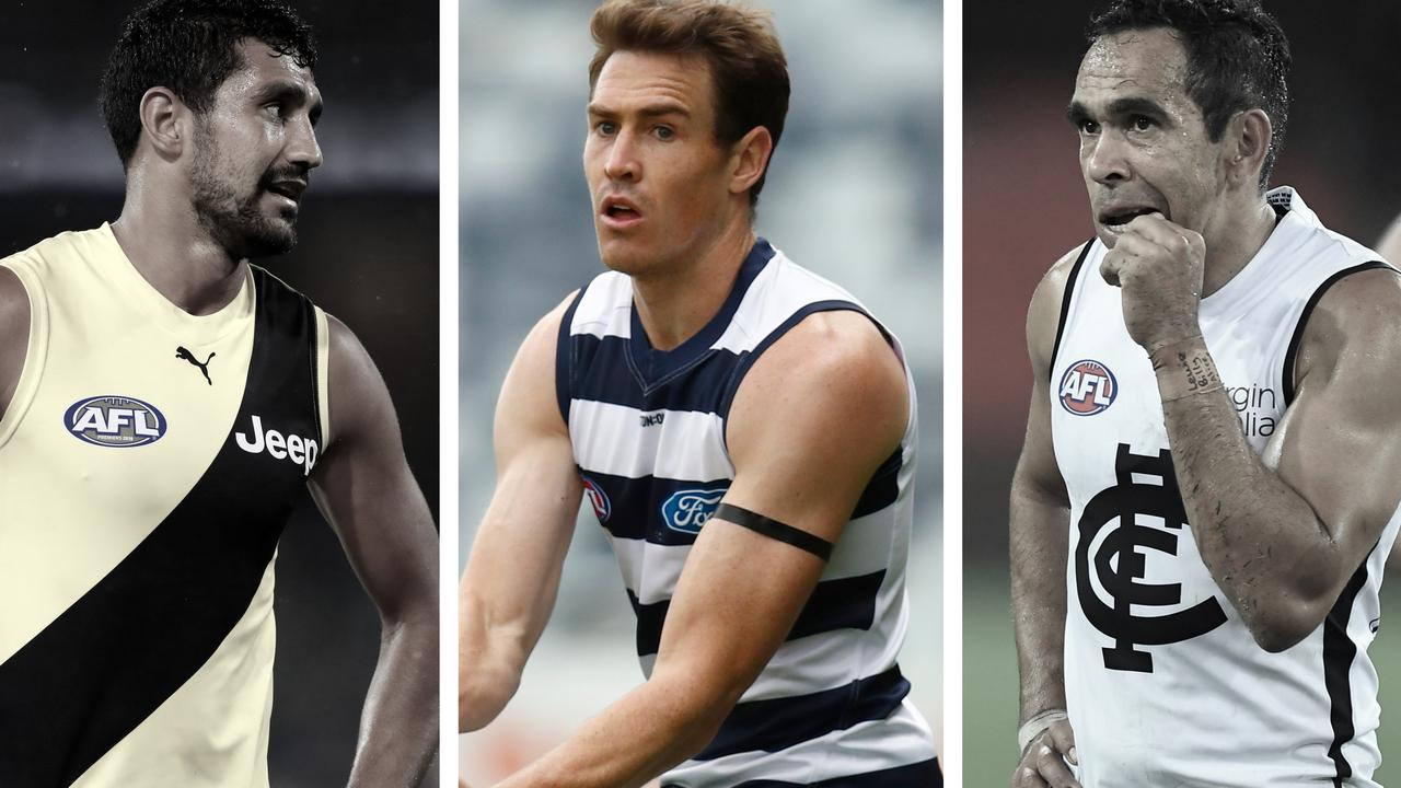 There are plenty of big calls to make at team selection ahead of round one.