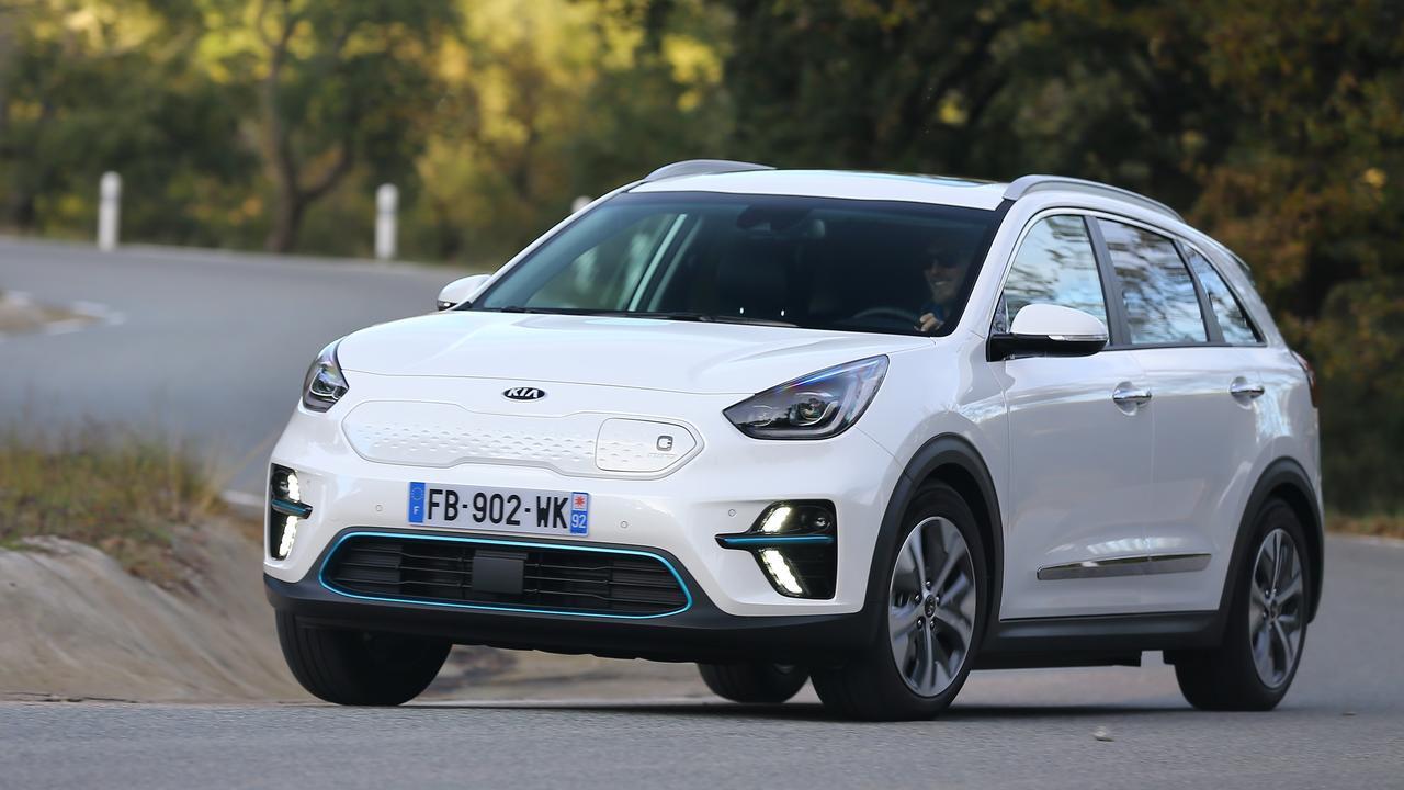 Kia hopes to sell the e-Niro electric SUV in Australia.