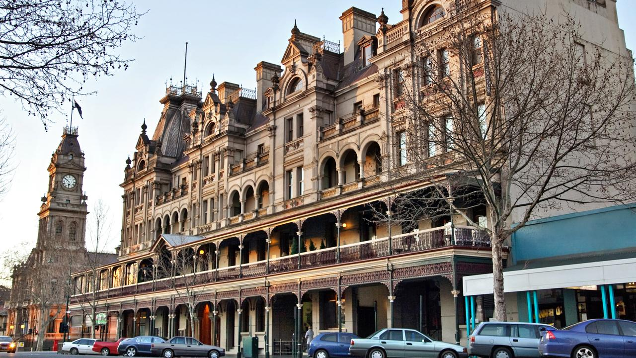 Bendigo has been named one of the country's most resilient markets.