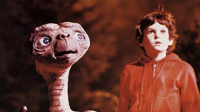 According to Steven Spielberg, E.T. was neither more nor female.
