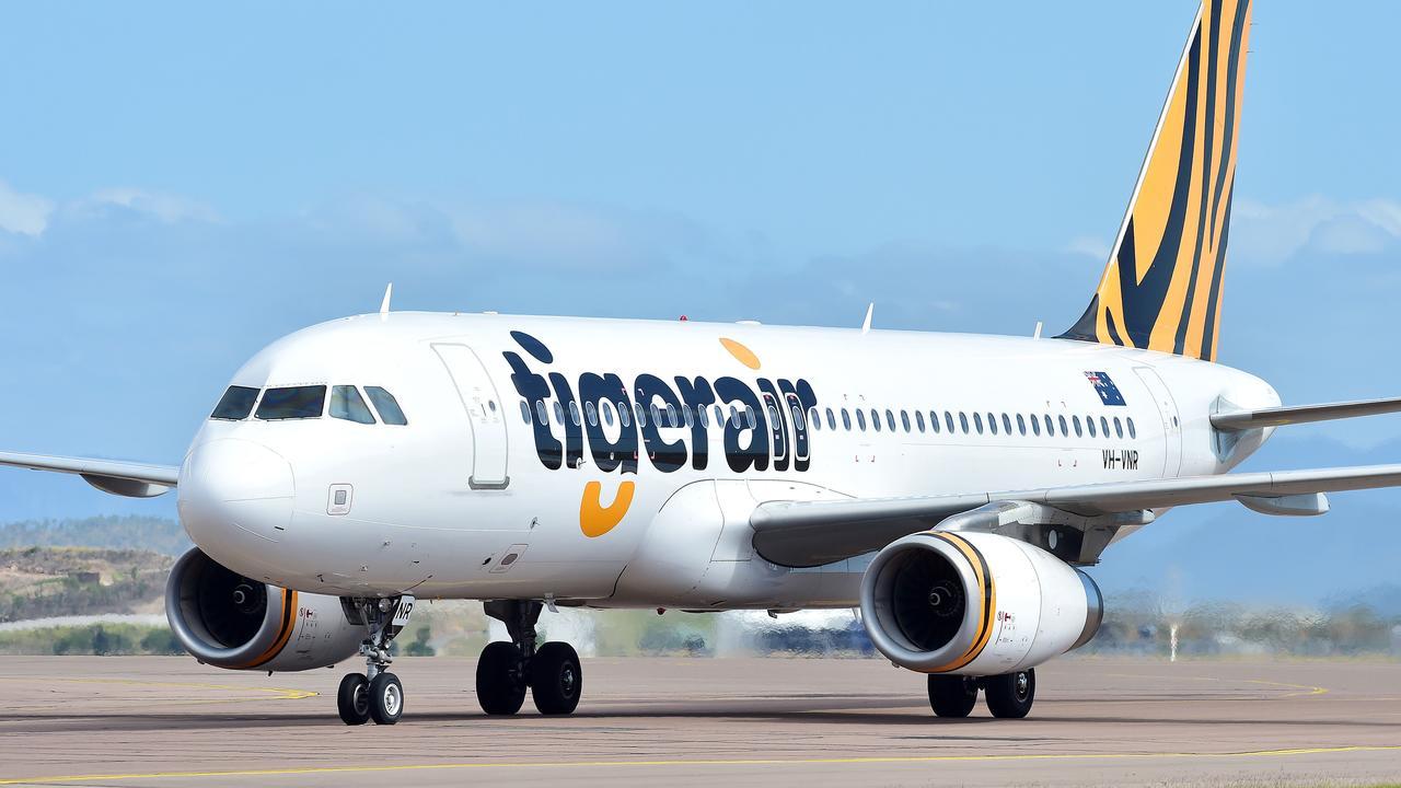Tigerair has exited Australia's skies. Picture: Shae Beplate