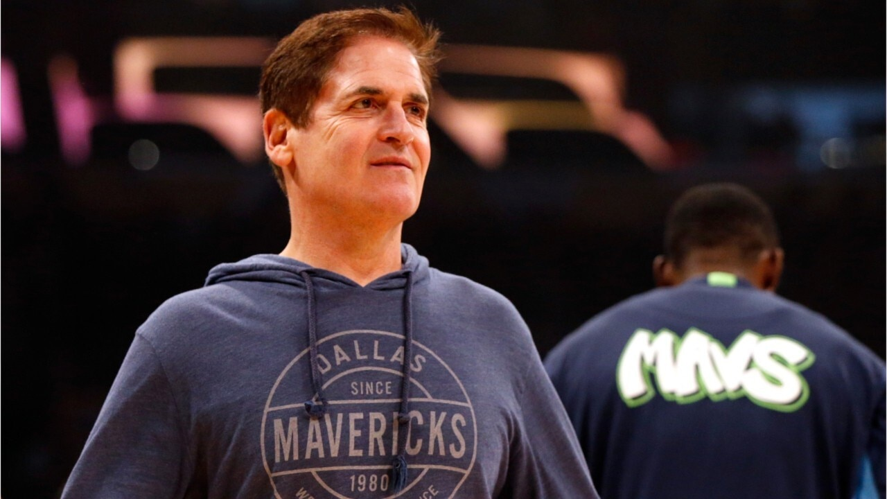 Mark Cuban criticised after Mavericks stop playing national anthem before NBA games