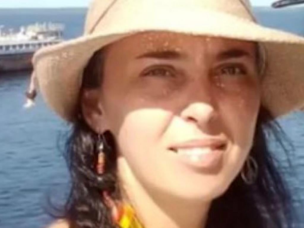 Claudia Campos Veiga suspected that she killed her father in Sao Paulo, Brazil, in July 2021, inspired by a movie. (Newsflash)  Picture: Newsflash/Australscope