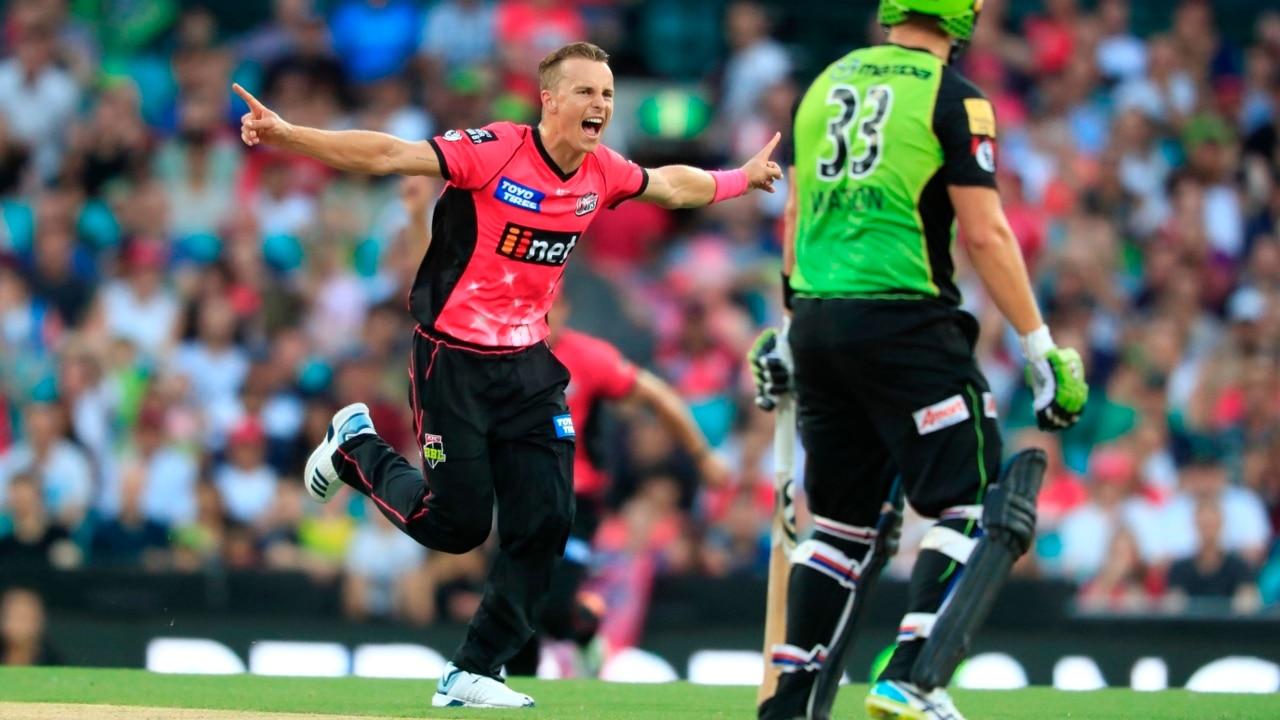 Aussie cricket great Shane Watson speaks with Sky News