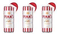 Pimm's and Pink Gin in a can exist