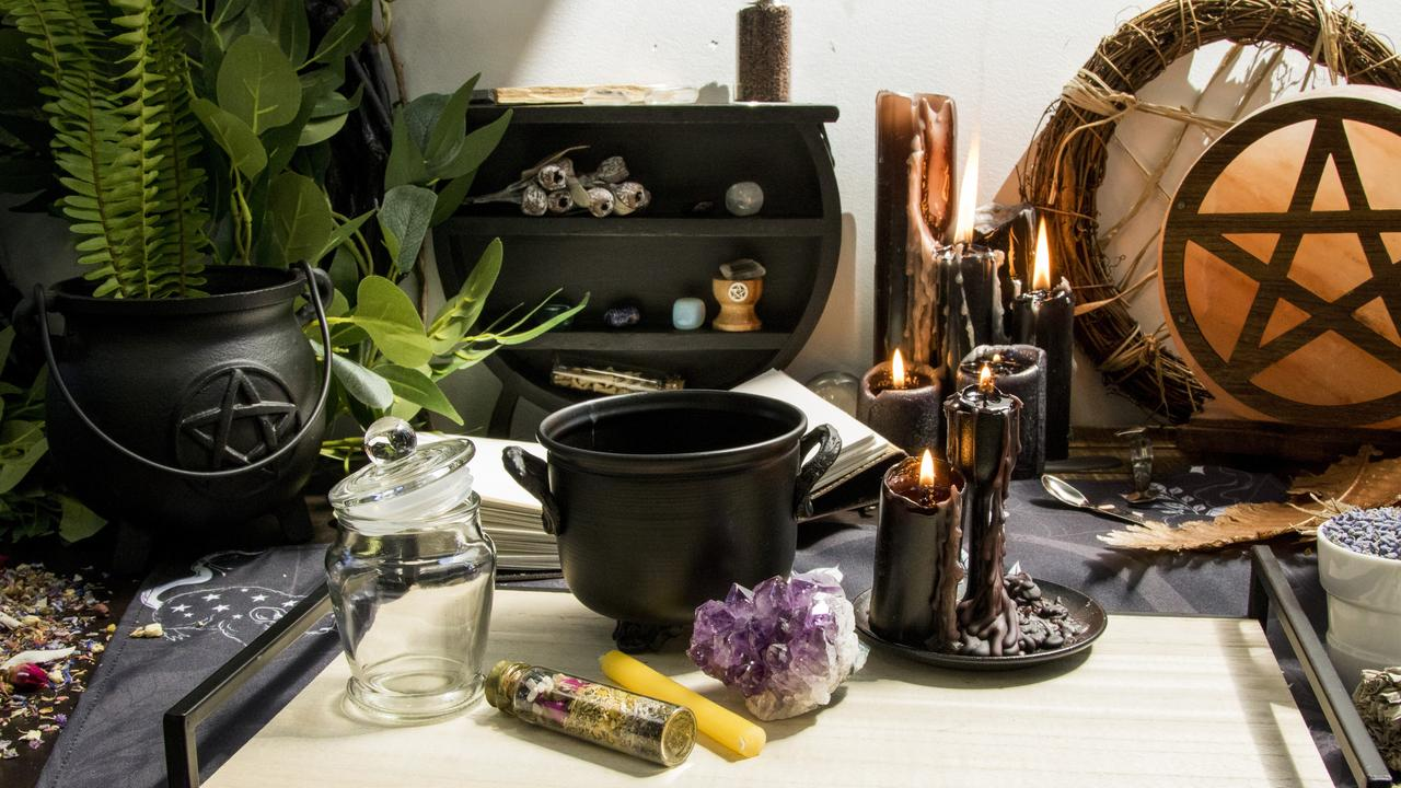 The business sells an emotional healing spell. Picture: Supplied