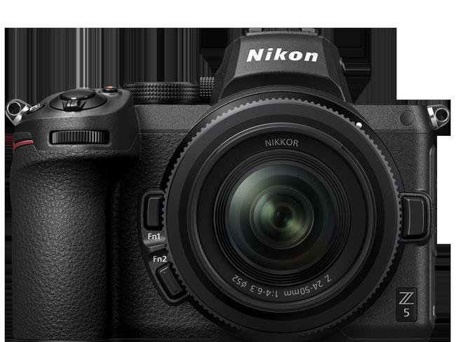 Need a camera? Try the Nikon Z 5 mirrorless camera. $2449, from nikon.com.au