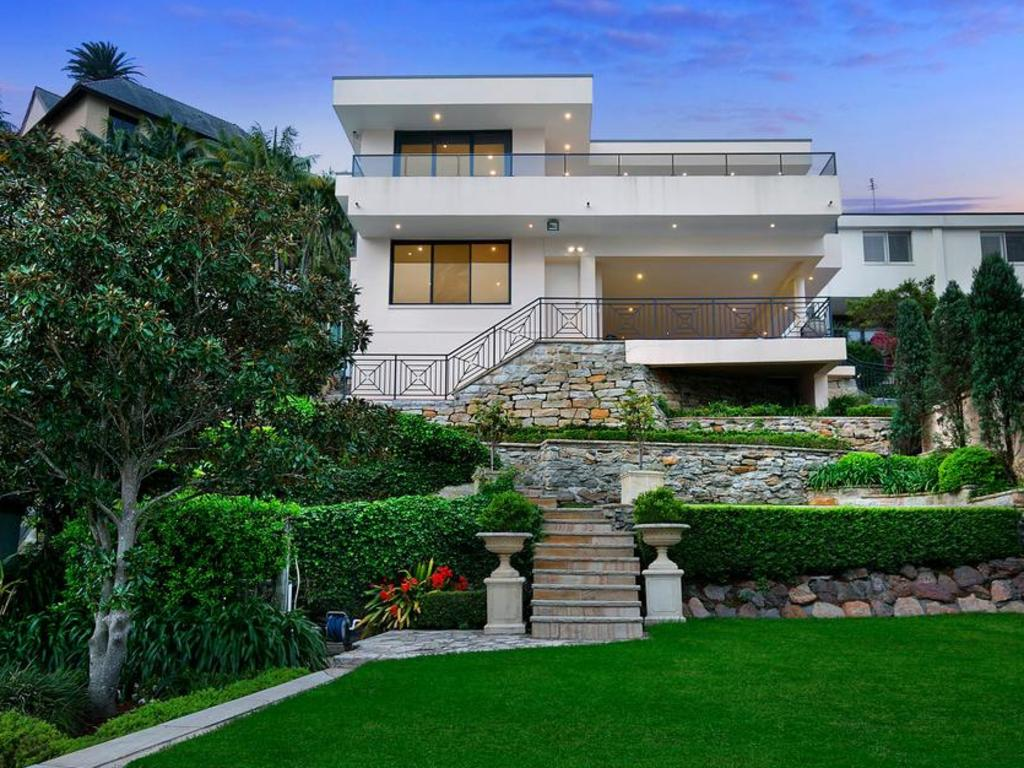 The owners of 23 Lyndhurst Cres, Hunters Hill, originally wanted $7.5 million.
