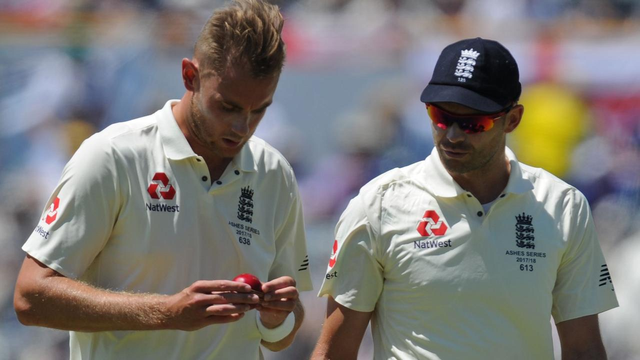 Stuart Broad and James Anderson may be rested during the India Test series.