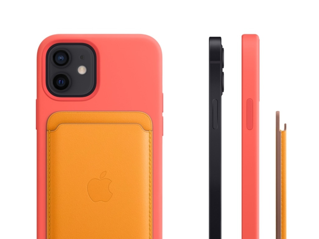 Apple's iPhone 12 Pro smartphone will add technology to support a MagSafe adaptor that can be used to charge the device or add a wallet and other accessories.
