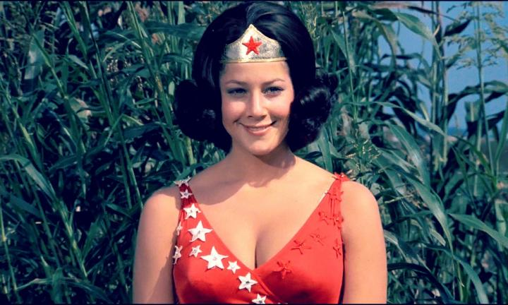 "DRUSILLA. Drusilla Prince is Wonder Girl! It means ""fruitful"" and nickname Dru is simply adorbs. Image: Warner Bros. Television"