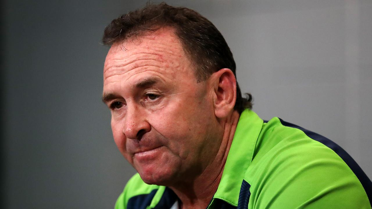 Following Canberra's embarrassing preliminary final defeat, NRL legend Peter Sterling has issued a warning to Raiders supporters.