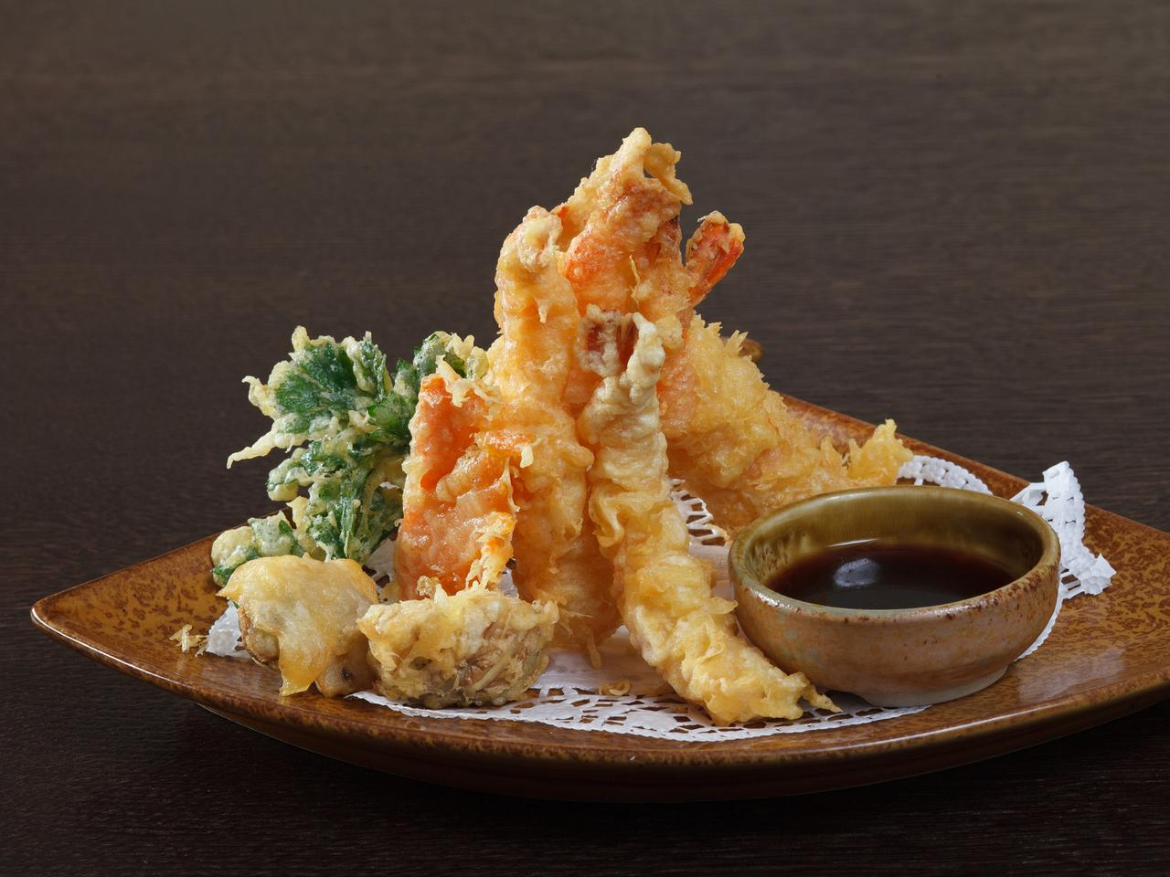 If you're a fan of tempura, don't expect to see it on a Qantas in-flight menu.