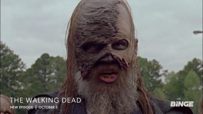 The Walking Dead - A Certain Doom trailer (Binge)