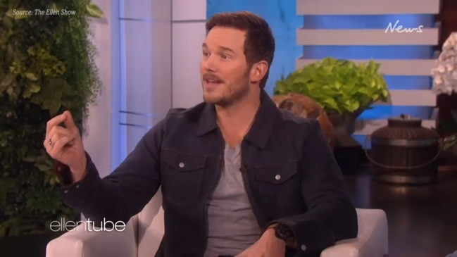 Chris Pratt on finding frozen bodies during film shoot