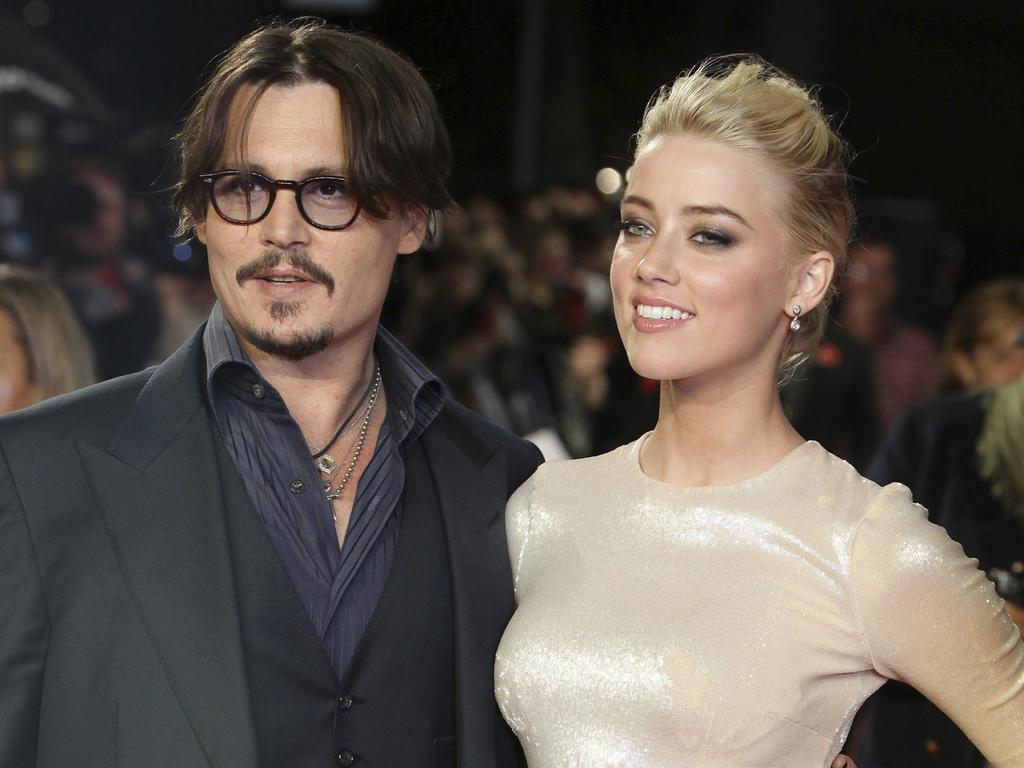 Depp and Heard are currently locked in a legal war. Picture: Joel Ryan/AP/File