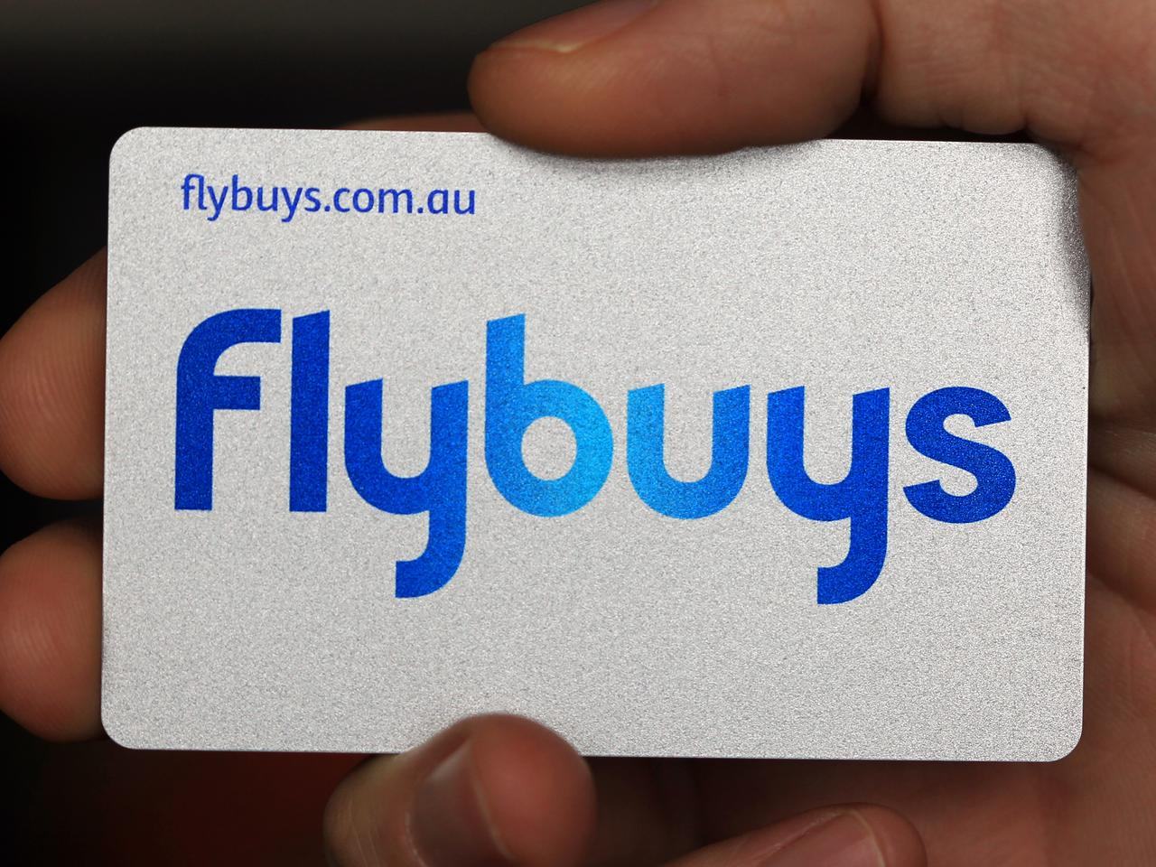 flybuys in hand