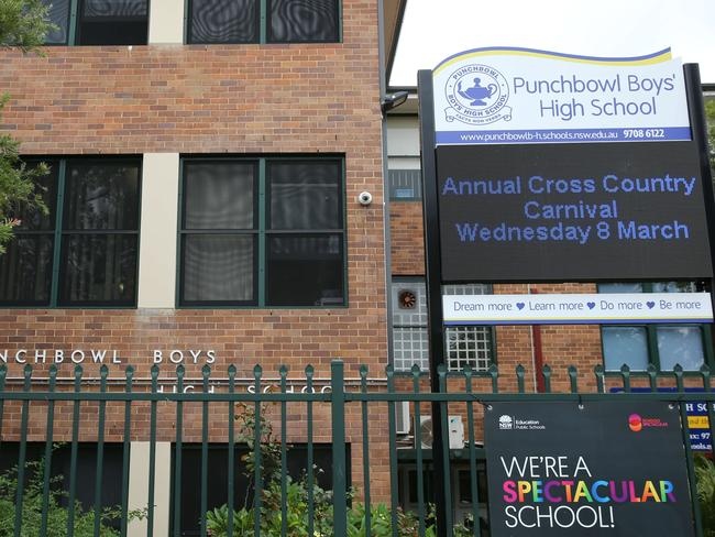 Schools like Punchbowl Boys High School, which has recently come into focus for its former principal's refusal to implement a deradicalisation program, 'are a target for recruiters'.